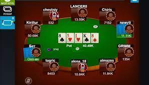 Игра в покер: режимы офлайн и онлайн